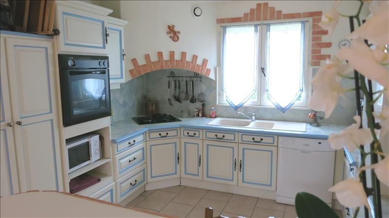 Vente maison / villa Quincy voisins 367000€ - Photo 5