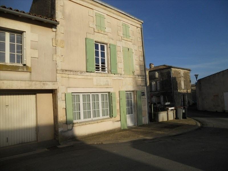 Vente maison / villa Le vanneau 92020€ - Photo 1