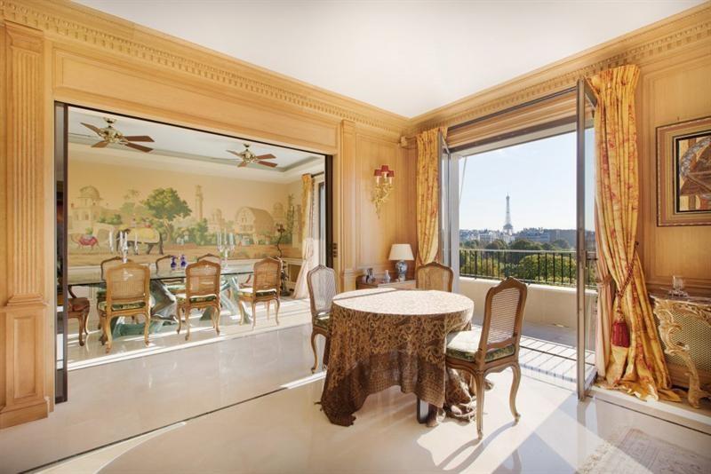 Verkoop van prestige  appartement Paris 16ème 4500000€ - Foto 3