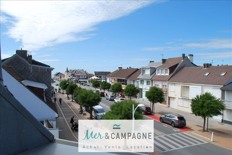 Sale apartment Fort mahon plage 49 500€ - Picture 2