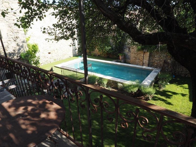 Deluxe sale house / villa Uzes 640000€ - Picture 13