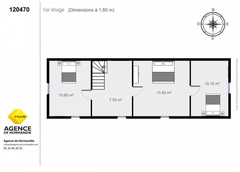 Vente maison / villa Montreuil-l'argille 120000€ - Photo 8