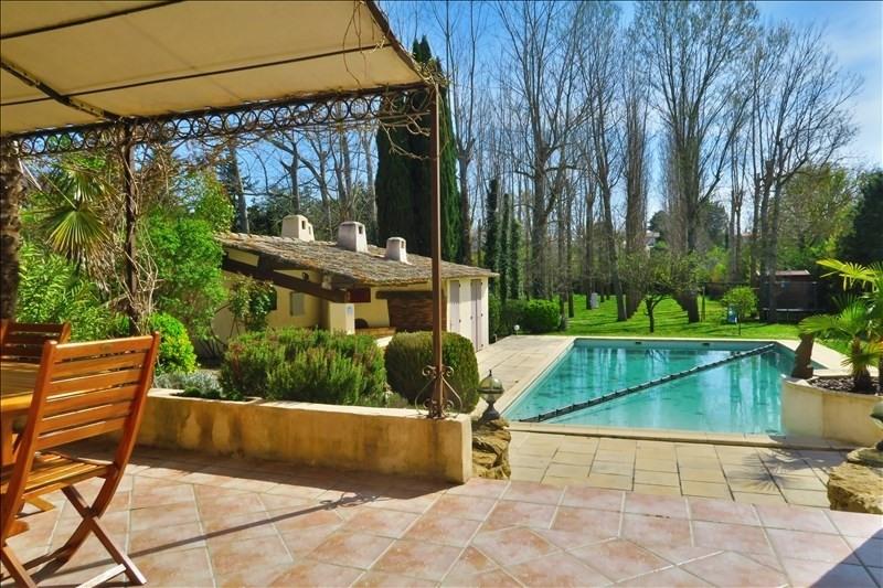 Vente de prestige maison / villa Puyricard 740000€ - Photo 13