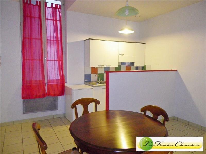 Rental apartment Angoulême 350€ CC - Picture 1