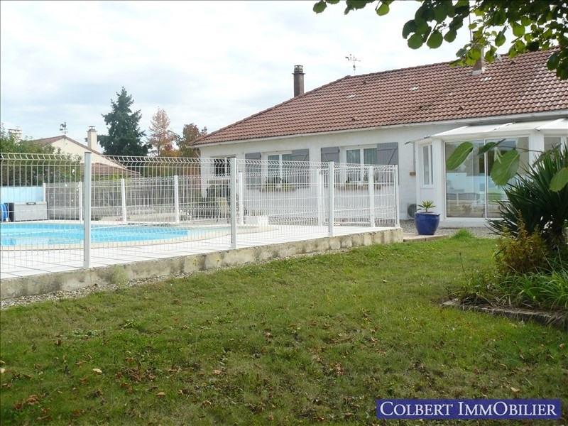 Vente maison / villa Hery 213000€ - Photo 1
