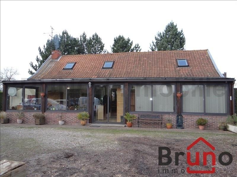 Sale house / villa St quentin en tourmont 257500€ - Picture 1