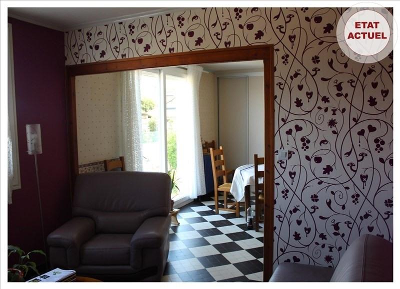 Vente maison / villa Escolives ste camille 153000€ - Photo 5
