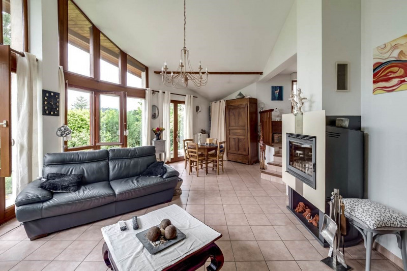 Sale house / villa Bernin 455000€ - Picture 8