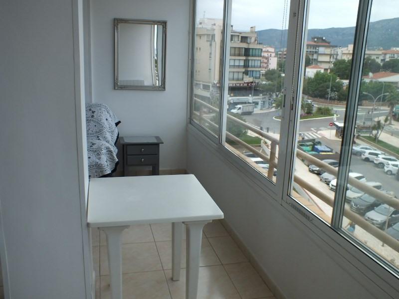 Location vacances appartement Roses santa-margarita 320€ - Photo 8