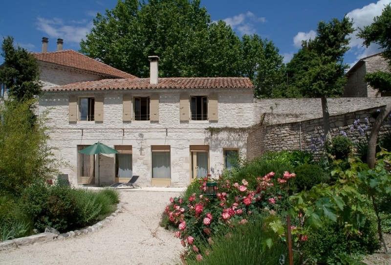 Immobile residenziali di prestigio casa Uzes 1365000€ - Fotografia 2