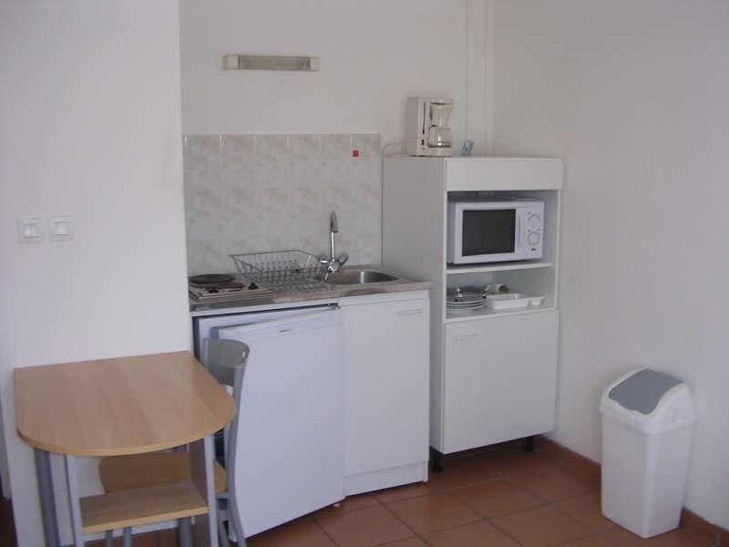 Rental apartment Auxerre 301€ CC - Picture 1