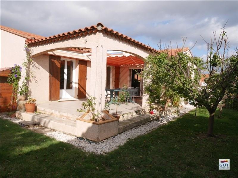 Vente maison / villa Torreilles 265000€ - Photo 1