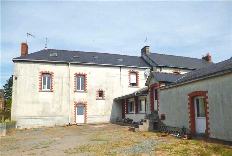 Vente maison / villa Guemene penfao 190800€ - Photo 3