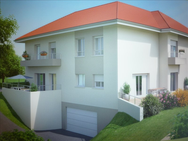 Sale apartment Jonzier epagny 365000€ - Picture 1