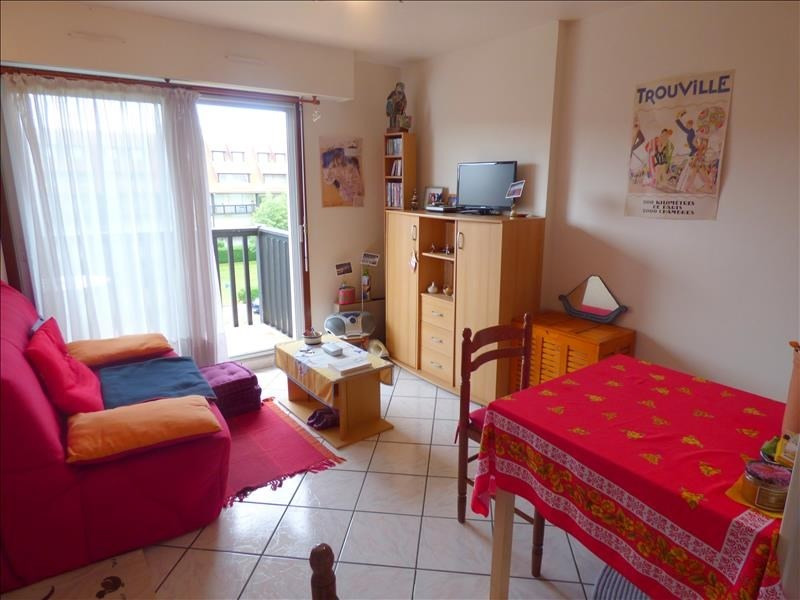 Vente appartement Villers-sur-mer 89000€ - Photo 1