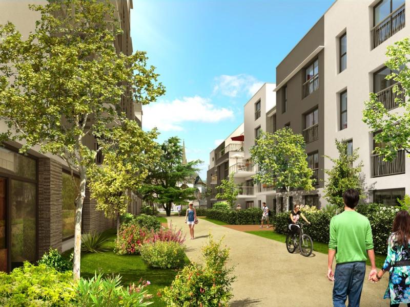 les terrasses du c dre programme immobilier neuf tours propos par icade promotion. Black Bedroom Furniture Sets. Home Design Ideas