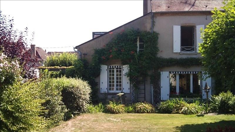 Vente maison / villa Lucenay les aix 214000€ - Photo 1