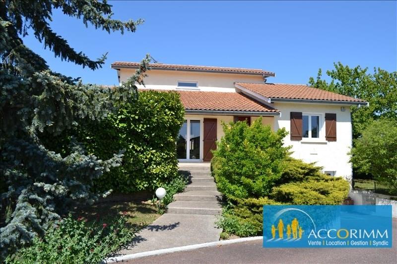 Vente maison / villa Corbas 485000€ - Photo 3