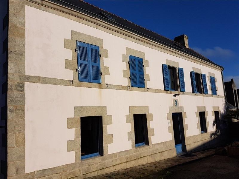 Sale house / villa Ploneis 172270€ - Picture 4