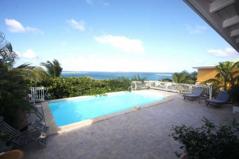 Deluxe sale house / villa St martin 1200000€ - Picture 3