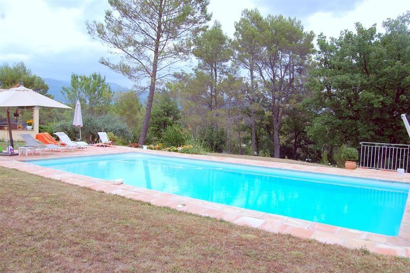 Deluxe sale house / villa Seillans 787000€ - Picture 2