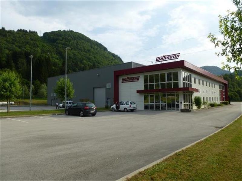 Vente Local d'activités / Entrepôt Chassal 0