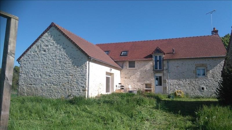 Venta  casa St pierre le moutier 165000€ - Fotografía 2