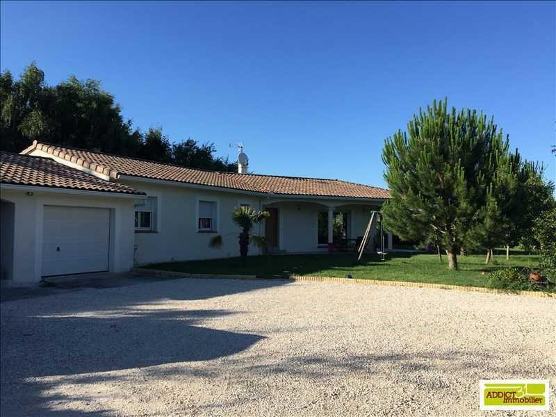 Vente maison / villa Secteur bruguieres 347000€ - Photo 1