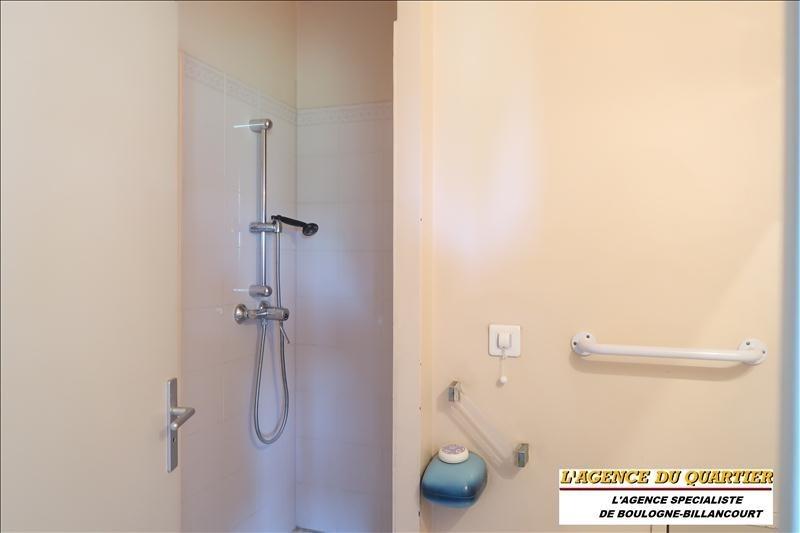 Venta  apartamento Boulogne billancourt 242000€ - Fotografía 8