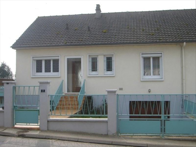 Verkoop  huis Maintenon 133750€ - Foto 1