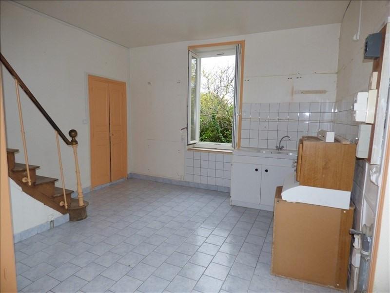 Vente maison / villa Le theil 60000€ - Photo 5