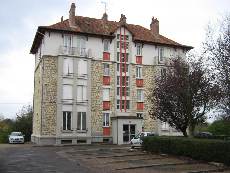 Location appartement Nevers 409€ CC - Photo 1