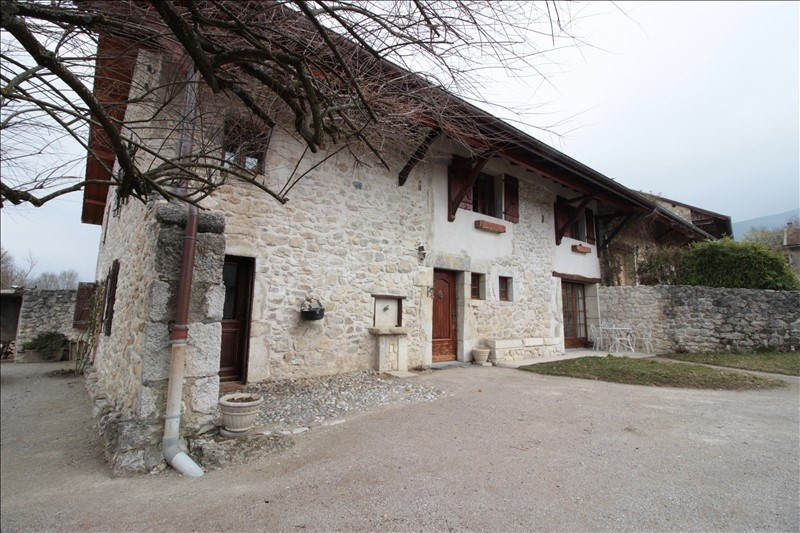 Sale house / villa Clarafond 639 000€ - Picture 1