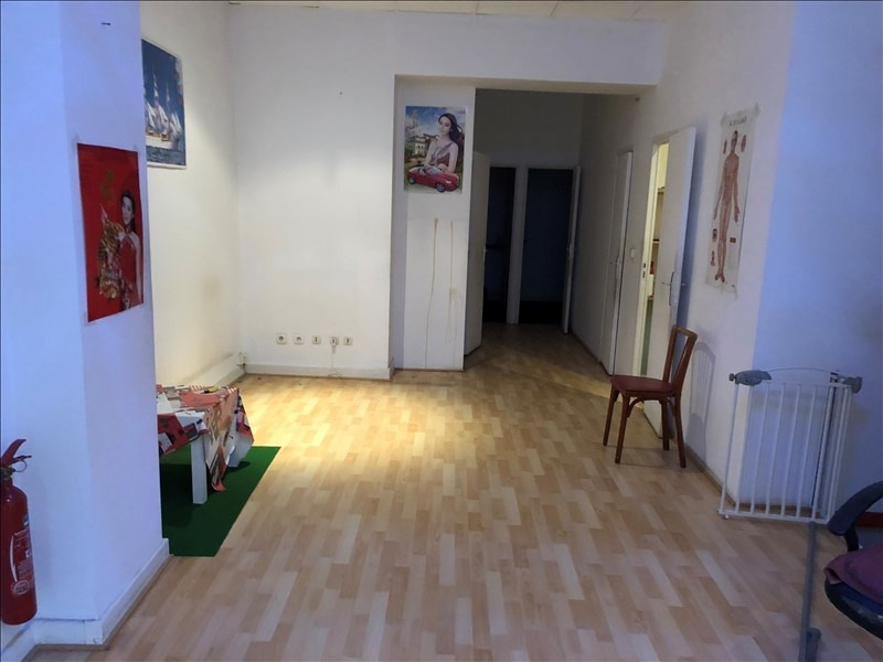 Location boutique Paris 10ème 2 500€ HT/HC - Photo 1