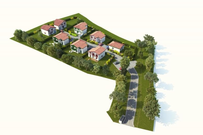 Vente terrain Urrugne 152000€ - Photo 1
