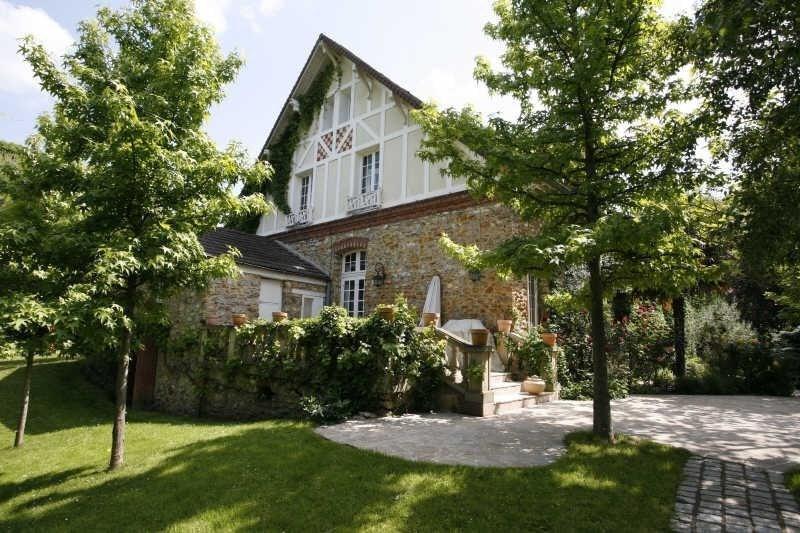 Deluxe sale house / villa Vaux sur seine 1295000€ - Picture 1