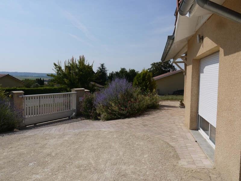 Vente maison / villa Chonas l amballan 308500€ - Photo 4
