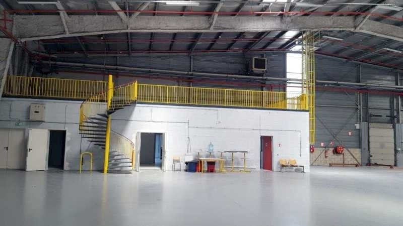 Location Local d'activités / Entrepôt Mitry-Mory 0