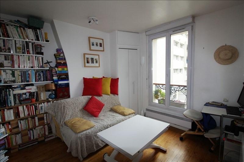 Verkauf wohnung Paris 11ème 220000€ - Fotografie 1