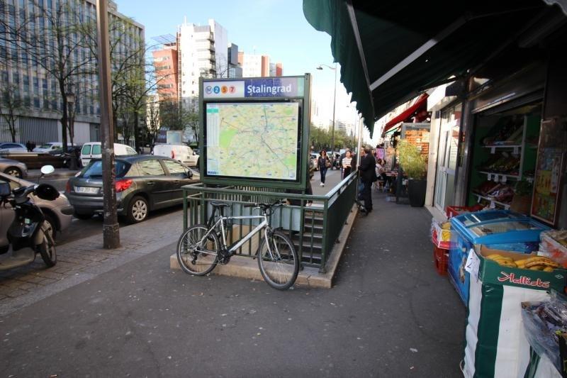Sale apartment Paris 19ème 215000€ - Picture 5