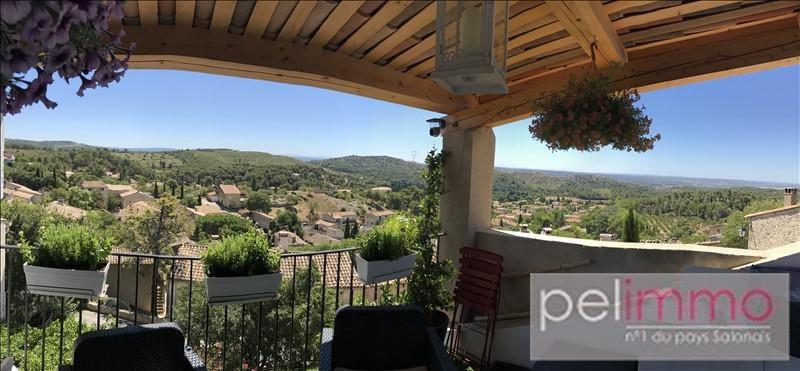 Vente appartement Aurons 215000€ - Photo 1