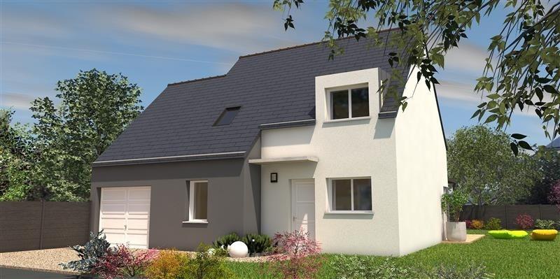Maison  6 pièces + Terrain 425 m² Guipry par LES MAISONS RENNAISES