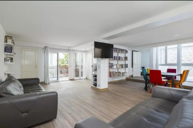 Deluxe sale apartment Paris 3ème 1 048 000€ - Picture 2