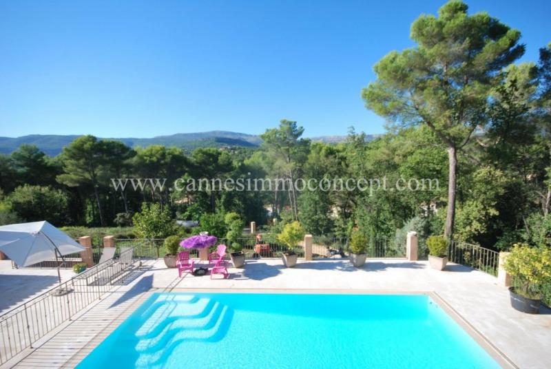 Magnifique Villa Néo provençale vue exceptionnelle