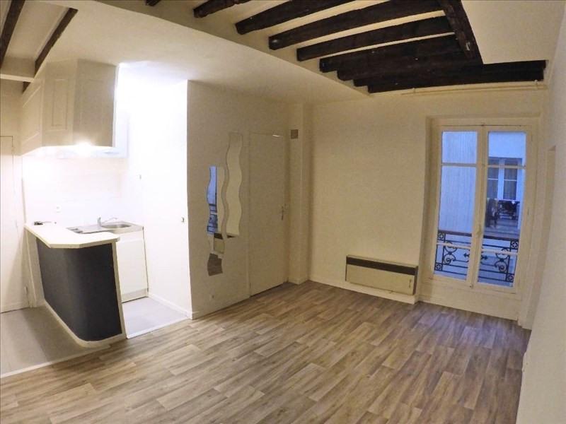 Sale apartment Paris 19ème 180000€ - Picture 1