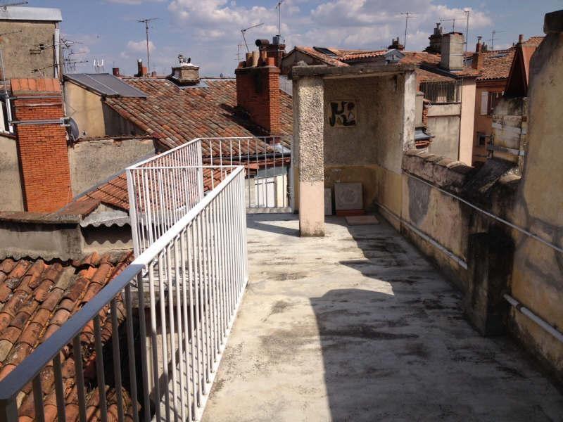 Rental apartment Toulouse 537€ CC - Picture 3