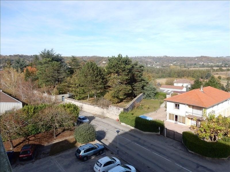 Verkoop  appartement Pont eveque 120000€ - Foto 7