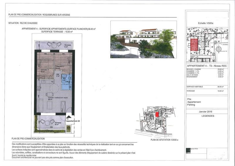 New home sale program Les issambres  - Picture 3
