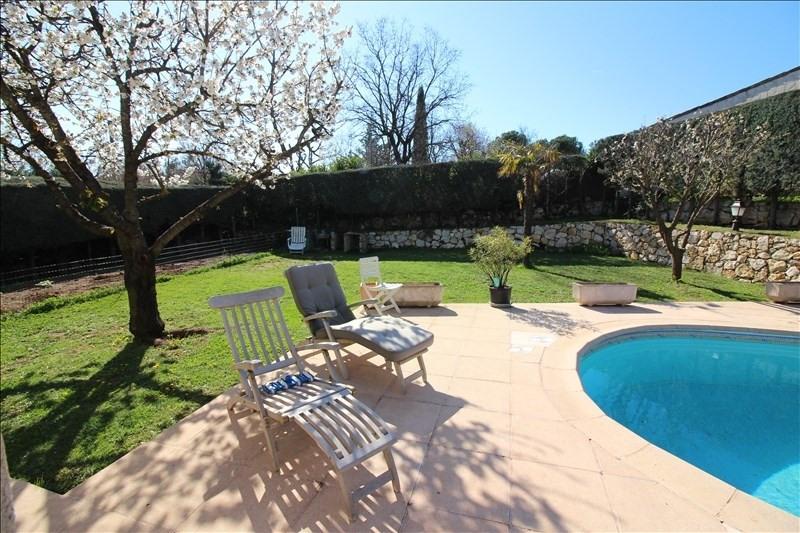 Vente de prestige maison / villa Saint cezaire sur siagne 565000€ - Photo 10
