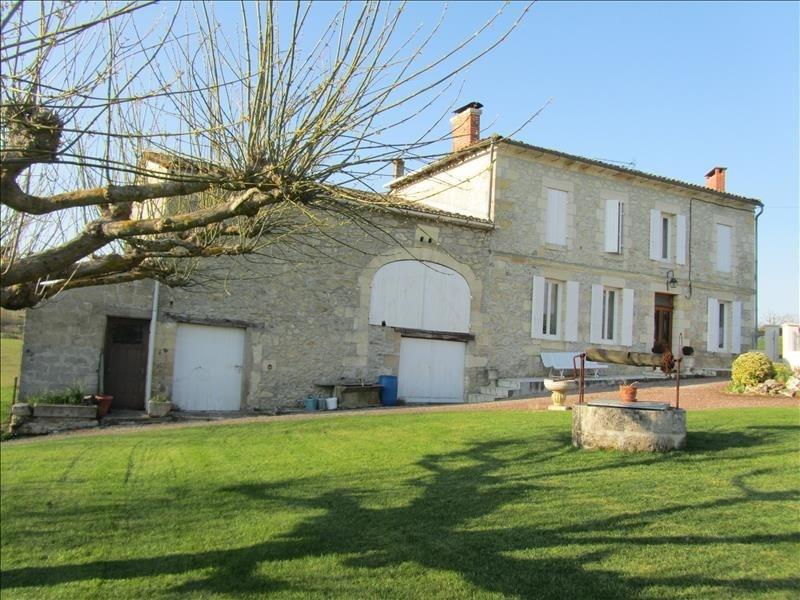 Vente maison / villa Villefranche de lonchat 213000€ - Photo 1